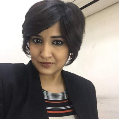 Ankita Mukherjee NDTV