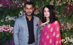 Mayanti langer Husband