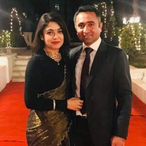 Sonal Mehrotra Husband