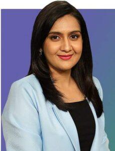 Anisha Jain CNBC-TV18