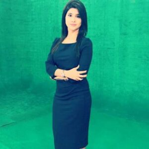 Poornima Mishra TV9