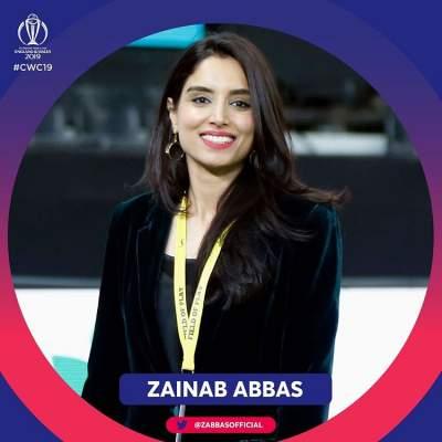 Zainab Abbas Hot