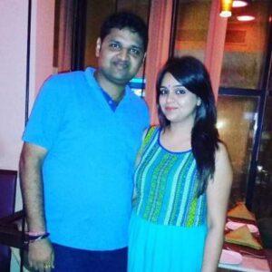 Anjali TV9 Bharatvarsh Marriage