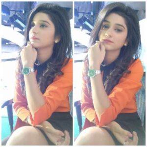 Anupma Jha Zee News Anchor