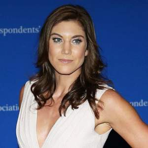 Hope Solo Age, Weight, Height, Body Measurements