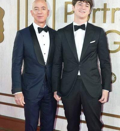 Jeff bezos son Preston Bezos